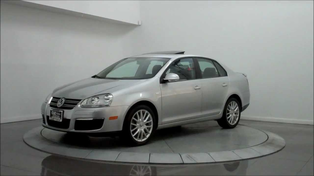 2009 volkswagen jetta 2 0t wolfsburg edition youtube. Black Bedroom Furniture Sets. Home Design Ideas
