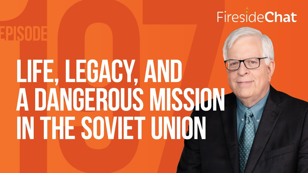 Fireside Chat Ep. 197 — Life, Legacy, and a Dangerous Mission in the Soviet Union