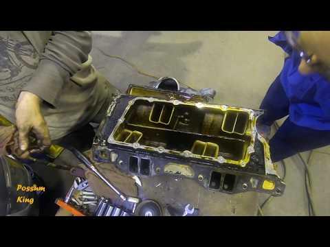 Dodge 5.2 or 5.9 Magnum Plenum Plate Repair (How To)