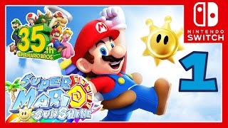 Vídeo Super Mario 3D All-Stars