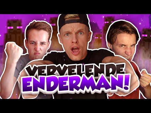 VERVELENDE ENDERMAN! - Minecraft Survival #8