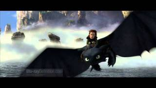 How To Train Your Dragon: This Is Berk slow version soundtrack
