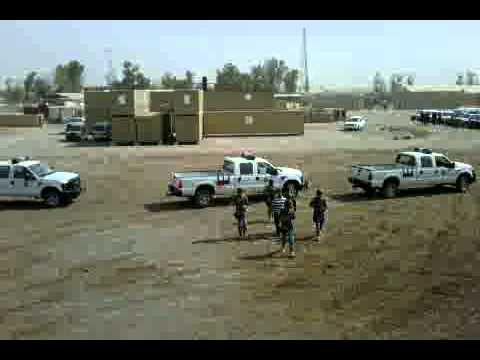 Iraqi Federal Police - trainingvideo