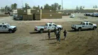 Iraqi Federal Police - trainingvideo
