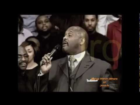 Bishop Marvin Winans sings I Feel Like Going On
