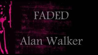Faded - Alan Walker    Karaoke