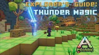 Explorers Guide : Thunder Magic