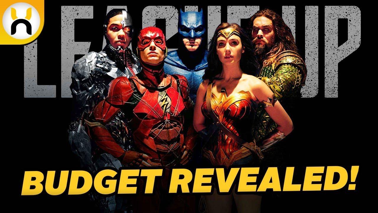 Justice League Budget