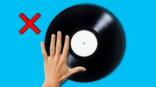 10 Record Player Mistakes