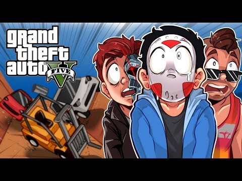 GTA 5 - EVERYONE CHEATED IN AVALANCHE!! (Funny Moments)
