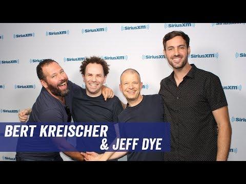Bert Kreisher and Jeff Dye - Marriage,  Sex Stories, Growing Old  - Jim Norton & Sam Roberts
