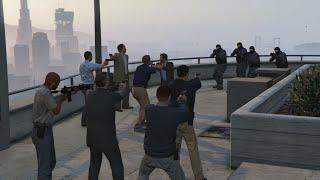 GTA V - Mexican Standoff