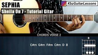 Download lagu Tutorial Gitar Sephia - SHEILA ON 7 (Chord Asli)