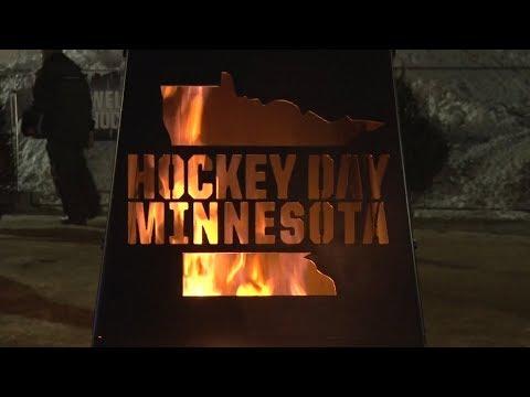 Bemidji's Hockey Day Reaches Beyond The Game Of Hockey
