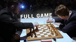 Keymer vs Carlsen | GRENKE Chess Classic 2019