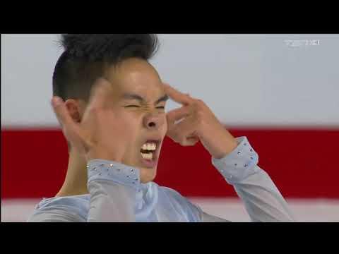 Nam Nguyen 2018 Canadian Tire National Skating Championships - SP