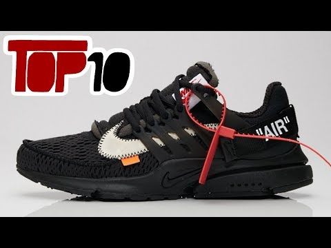 Top 10 Best Selling Nike Shoes Of 2018
