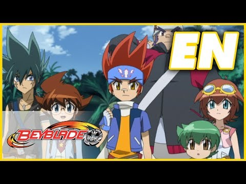 Beyblade Metal Fury: L-Drago Destructor - Ep.106