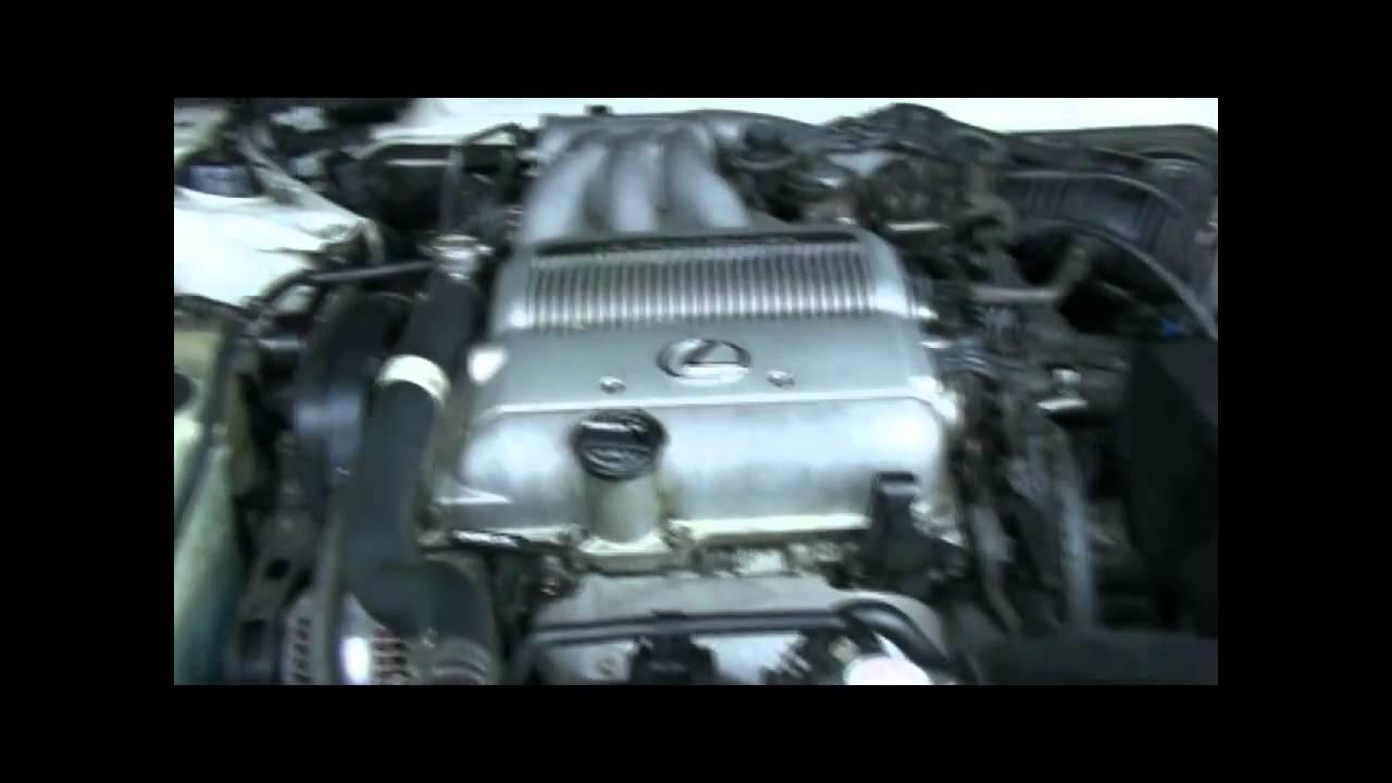 1993 Lexus ES300.wmv - YouTube