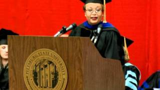 WF 2011 Graduation Ceremony - Address by Regent Edwards