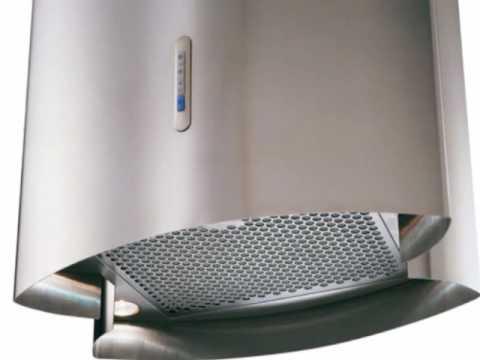Campana ge para cocina campana de pared campana de cristal campana acero inoxidable youtube - Campanas de cocina de cristal ...
