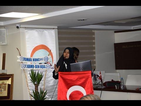 Prof. Dr. Hülya Alper - Maturidi'de dini ve ahlaki değerler - Ankara