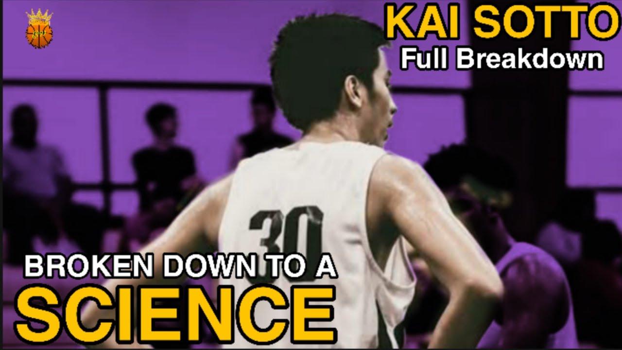 KAI SOTTO FULL BREAKDOWN - How ready is Kai Sotto?  KAI SOTTO HIGHLIGHTS