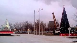 Елка у Лукойла Кстово(, 2014-12-01T14:43:27.000Z)