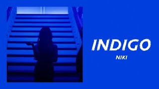 Cover images 88RISING & NIKI - INDIGO (LYRICS VIDEO)