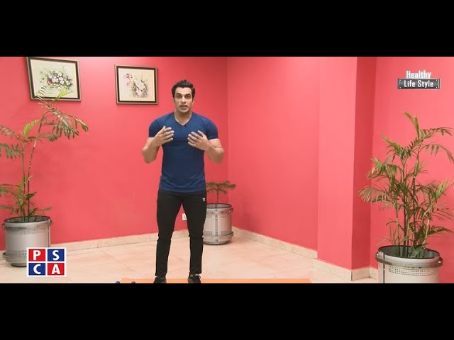 Stay at home and exercise regularly during covid-19||PSCA TV||Healthy Life Style EP 21