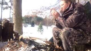 Magnifying Glass Fire & Different tarp tent configuration Thumbnail