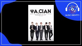 Somebody To Love : A.Cian [Thai Version Audio]