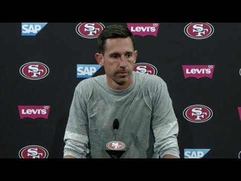 Kyle Shanahan Breaks Down League-wide Protests in the NFL