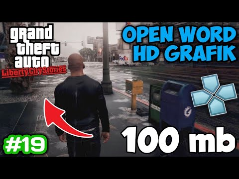 Grand Theft Auto Liberty City Stories Psp Download High Compress With Gameplay | Game PPSSPP #19