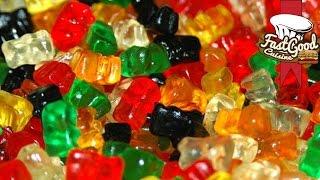 Défi : Comment faire des Bonbons Haribo| FastGoodCuisine