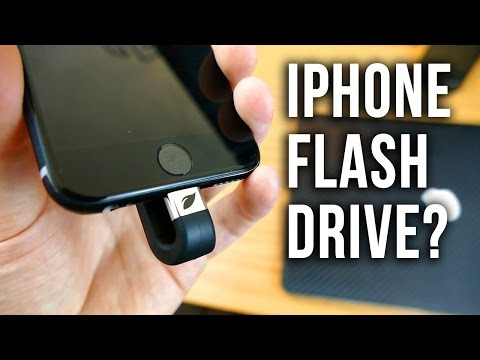Need More iPhone Memory? Leef iBRIDGE Review