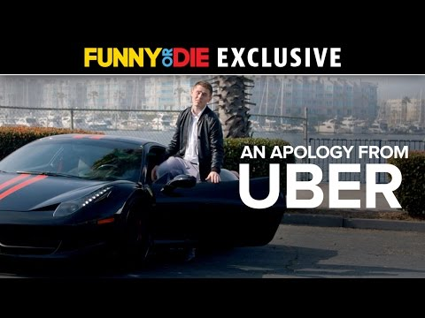 An Apology From Uber