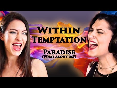 Within Temptation - Paradise - What About Us ? ( Minniva Cover feat Angel Wolf-Black/Quentin Cornet)