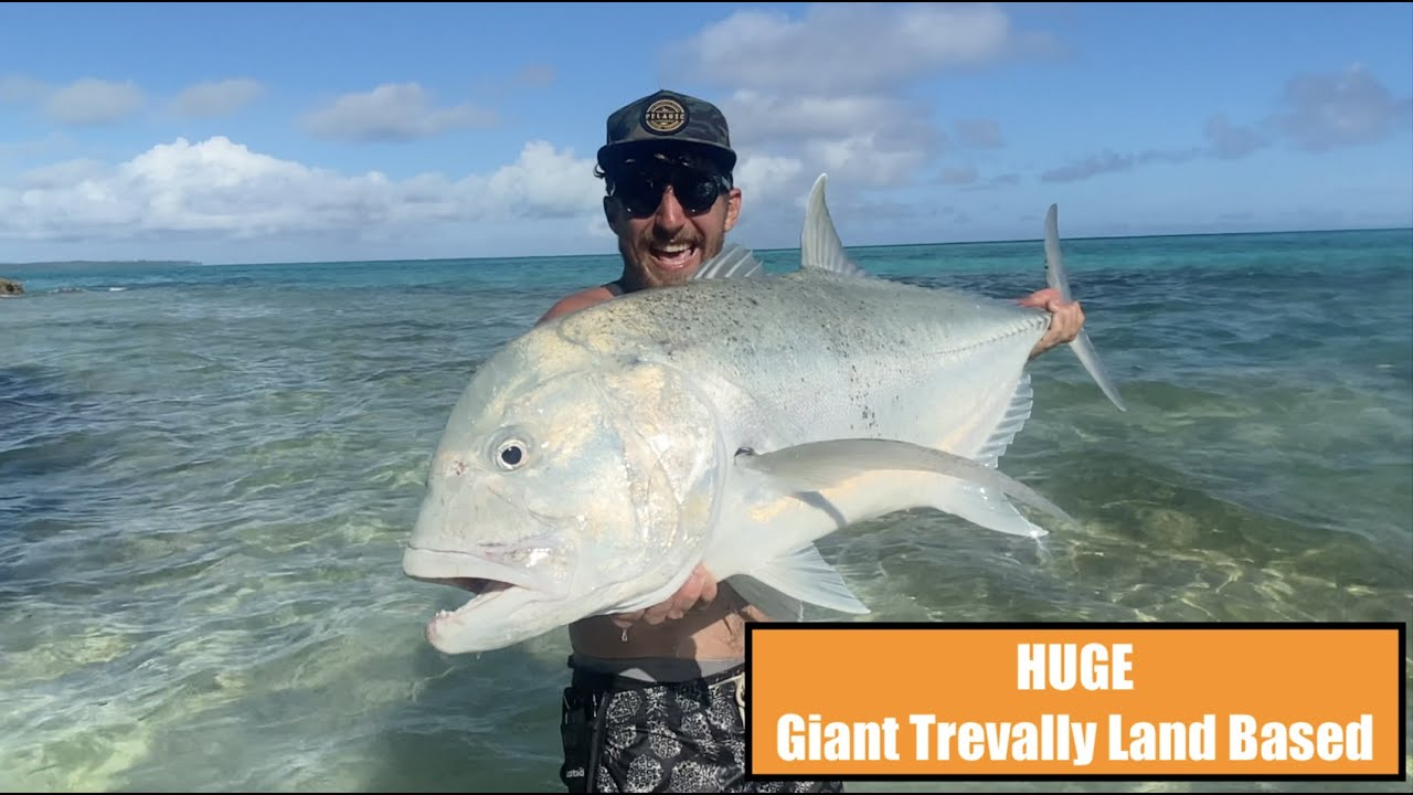 An Introduction to Giant Trevally Fly Fishing