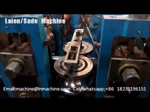 High frequency tube mill production line with cheap price