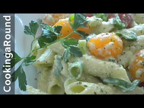 Creamy Avocado Pasta recipe