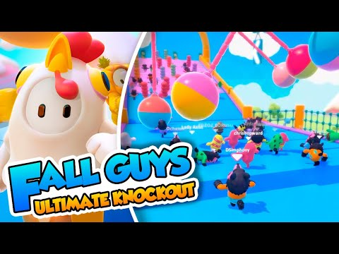 ¡Humor amarillo online! - Fall Guys Ultimate Knockout (PC BETA) DSimphony
