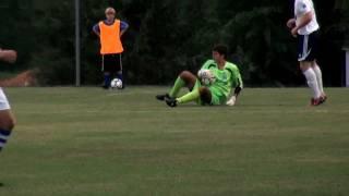 Zach Schultze 2012 InfoSport Pro Soccer Combine Participant