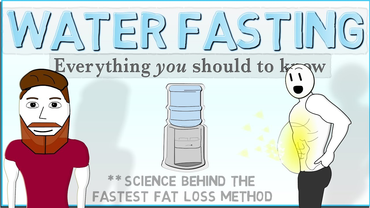 Water Fasting The Complete Guide Fastest Fat Loss Method