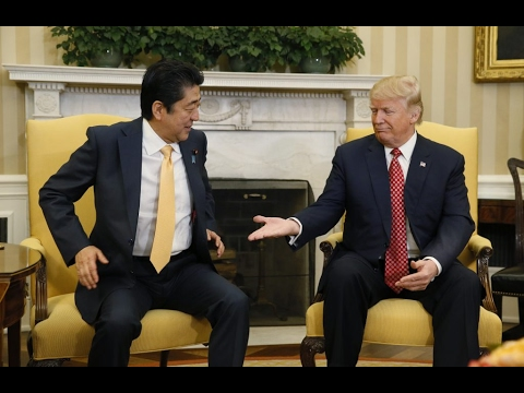 WATCH LIVE: President Trump and Japanese Prime Minister Abe joint news conference.