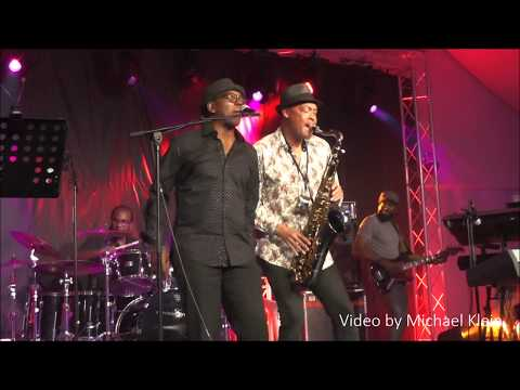 I'll Be Around - Larry Braggs & Tom Braxton at 2. Algarve Smooth Jazz Festival (2017)