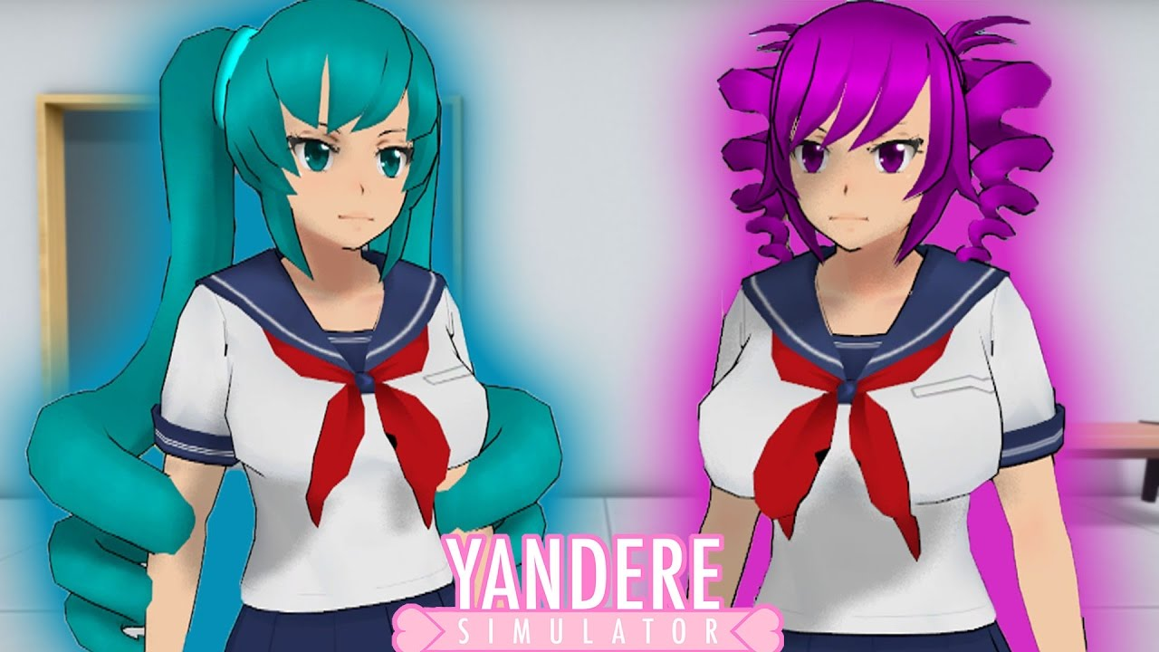 Simulator 2017 Yandere And Kokona Saki