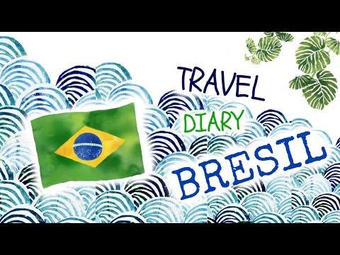 TRAVEL DIARY BRAZIL │Trybuddy
