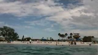 № 1356 США Пляж на острове Анна Мария 16 октября 2011