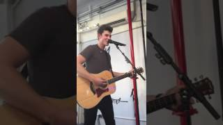 Stitches - Shawn Mendes live Popup Shop NYC #IlluminateEvents